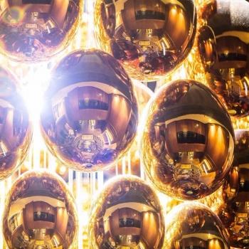 LASVIT závěsná svítidla Uovo