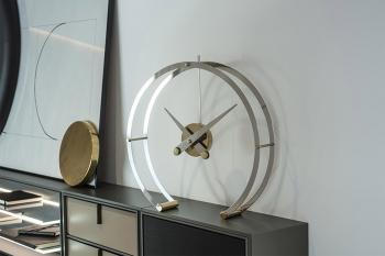 Nomon designové stolní hodiny Omega