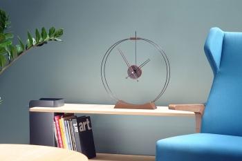Nomon designové stolní hodiny Aire