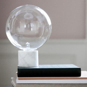 &tradition designové stolní lampy Marble Light Table