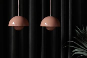 &tradition designová závěsná svítidla Flowerpot