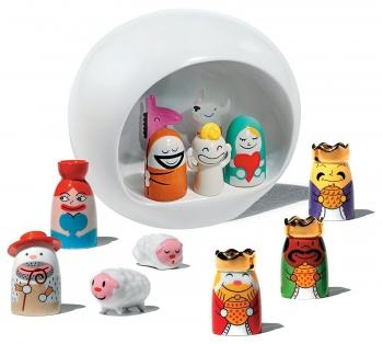 Alessi designové figurky Tiny Little Sheep