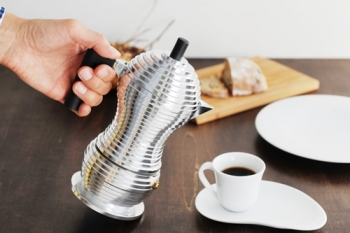 Alessi designové konvice Espresso Pulcina