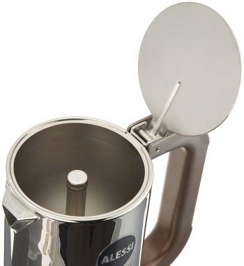 Alessi designové konvice Moka Espresso Sapper