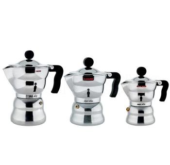 Alessi designové konvice Moka Espresso