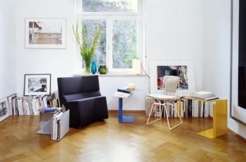 CLASSICON odkládací stolek Diana A