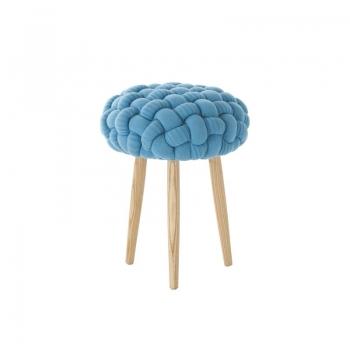 GAN stoličky Knitted Stools