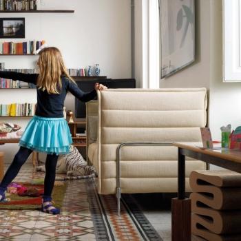 Vitra designové stoličky Wiggle Stool