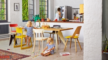 Vitra designové židle Basel Chair