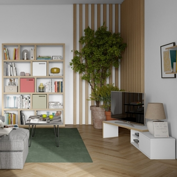 POP-UP-HOME knihovny Berlin 4 Levels 70