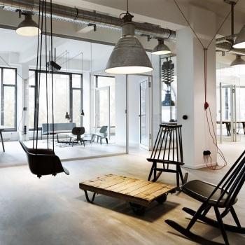 ARTEK designová křesla Mademoiselle Rocking Chair
