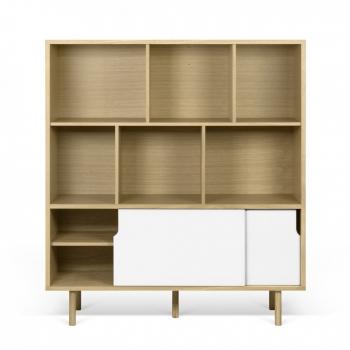 Pop-Up-Home designové knihovny Dann