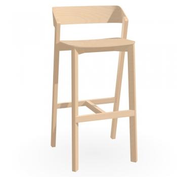 Ton designové barové židle Merano
