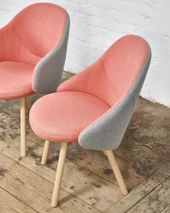 Ton designové židle Alba Chair
