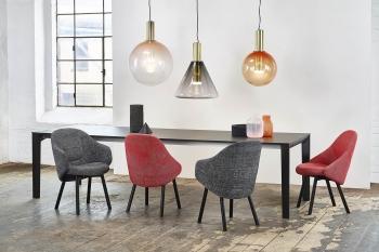 Ton designové židle Alba Armchair