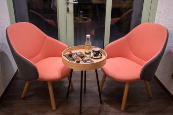 Ton designová křesla Alba Lounge