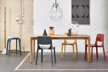 Ton designové židle Leaf