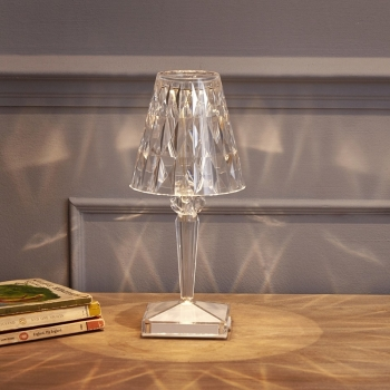 Kartell designové stolní lampy Battery
