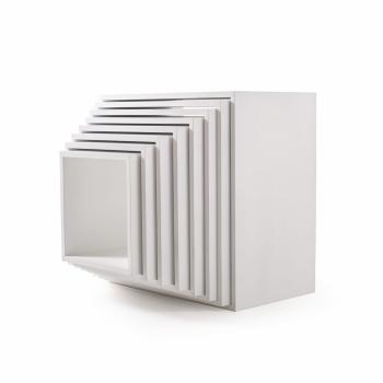 Seletti designové regály Assemblage (10 kusů)