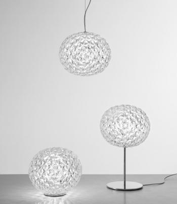 Kartell designová závěsná svítidla Planet Sospensione