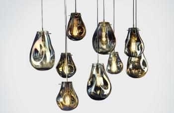 Bomma designová závěsná svítidla Soap Large