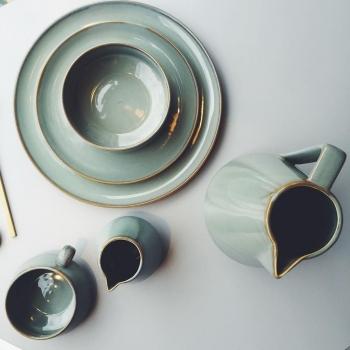Ferm Living designové nádobí Neu Plate small
