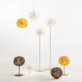 Kartell designové stolní lampy Mini Planet
