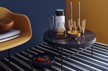 Ferm Living designové odkládací Marble table