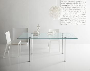 Tonelli jídelní stoly Twiggy (110 cm)