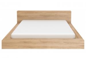 Ethnicraft designové postele Madra Bed (pro matraci 160 x 200 cm)