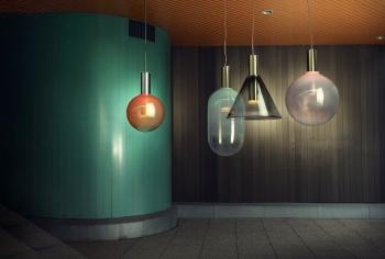 Bomma designová závěsná svítidla Phenomena Circle Small