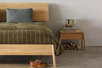 Ethnicraft designové noční stolky Air Bedside