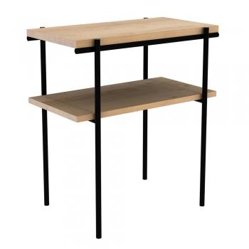 Ethnicraft designové odkládací stolky Rise Side Table