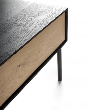 Ethnicraft designové konferenční stoly Blackbird Coffee Table - Small
