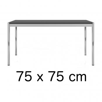 USM designové Haller stoly 75x75cm
