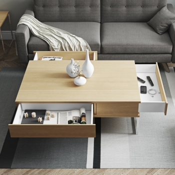 Pop-Up-Home designové konferenční stolky Lyra