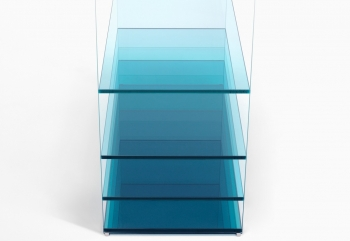 Glas Italia designové knihovny Deep Sea Bookcase