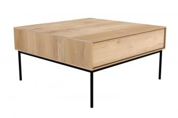 Ethnicraft designové konferenční stoly Whitebird Coffee Table - Small