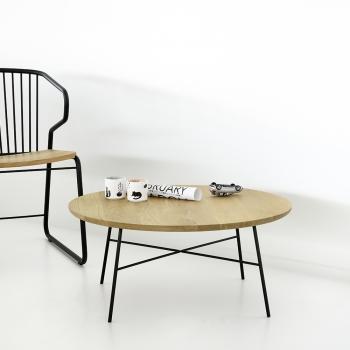 Výprodej Ethnicraft designové konferenční stoly Disc Coffee Table Round