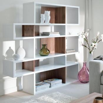 POP-UP-HOME designová knihovna London 002