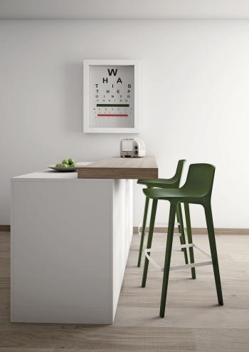 Infiniti designové barové židle Seame 65 cm