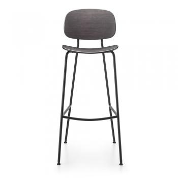 Infiniti designové barové židle Tondina Pop 67 cm