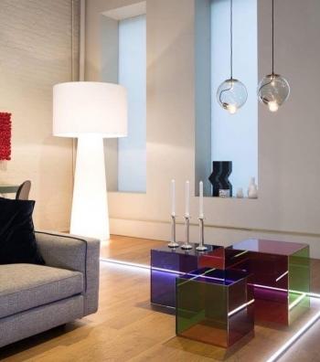 Cappellini designová závěsná svítidla Meltdown Sospensione