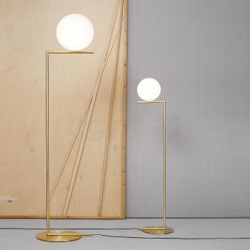 Flos designové stojací lampy IC Lights Floor F1