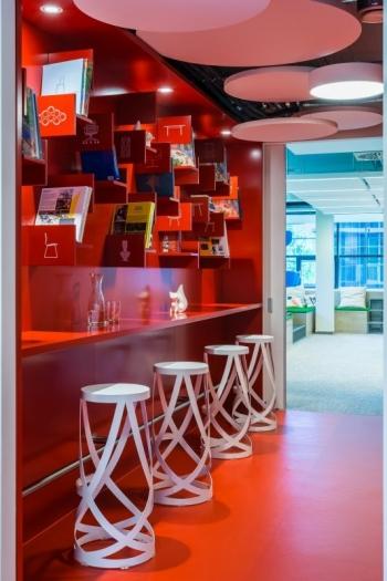 Cappellini designové barové židle Ribbon Bar Stool