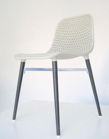Výprodej Infiniti designové zahradní židle Next (zelená/ žlutá)