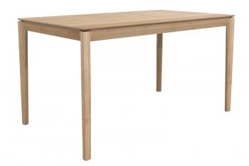 Ethnicraft designové jídelní stoly Bok (140 x 80 cm)