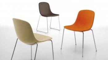 Infiniti designové židle Pure Loop Sledge