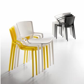 Infiniti designové židle Fiorellina