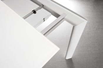 Infiniti designové rozkládací jídelní stoly Pointbreak (80 x 140)